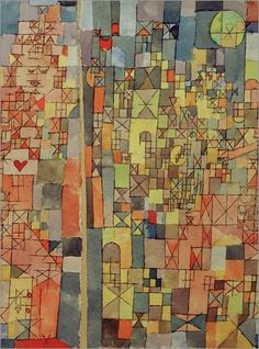 Paul Klee - Dogmatic Composition