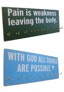 Mantra To Display Your Medals