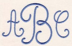Cursive Monogram font. I love the fonts (and prices :)) at jolsonsdesigns.com!!