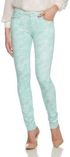 Pin for Later: Heißt den Frühling willkommen mit diesen Kleidern in Pastelltönen  Lee  Skinny Jeans in Mint-Grün (16 €)