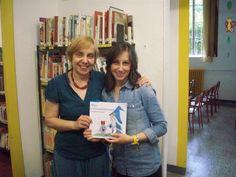 Che bei sorrisi! :) #libri #lettrici #MinaEIlGuardalacrime #fiabe www.vanessanavicelli.com