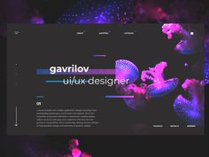 Design concept made with InVision Studio designed by Andrey Gavrilov. Connect with them on Dribbble; Pop Design, Web Ui Design, Graphic Design Layouts, Layout Design, Website Design Layout, Web Layout, Typography Layout, Graphic Design Typography, Typography Poster