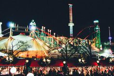 19 Things You MUST Do At Winter Wonderland In London!