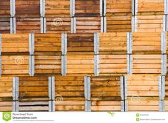 Caisses de empaquetage d expédition de fruit en bois