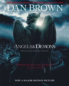 Angels & Demons by Dan Brown -An ancient secret brotherhood.  A devastating new weapon of destruction.  When world-renowned Harvard symbologist Robert Langdon is summoned to a Swiss research facility to analyze a mysterious…  read more at Kobo.