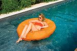 SunSoft  Island Pool Lounger Gifts For Mum, Mothers, Island, Outdoor Decor, Islands