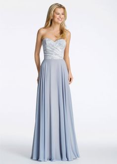 Hayley Paige Occasions Bridesmaids and Special Occasion Dresses Style 5604 by JLM Couture, Inc.