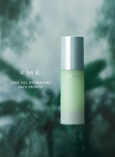 RMK「パクチーミントの香り」のひんやりジェルプライマー、ファンデ前の肌を引き締め&トーンアップ - ファッションプレス Beauty Ad, Beauty Shoot, Cosmetic Design, Cosmetics & Perfume, Dior Addict, Packaging Design Inspiration, Poster Layout, Fragrance, Skin Care