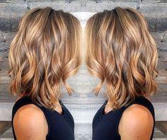 Medium Length Hair Ideas (18)