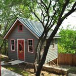 Customer Gallery: Cottage Studio - Kanga Room Systems: Models Gallery - Backyard Office-Guest House-Pool House-Art Studio-Garden Shed-Tiny House Prefab Cottages, Prefabricated Houses, Tiny Cottages, Little Cabin, Little Houses, Tiny Houses, Backyard Office, Shed Colours, Colors