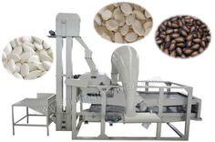 http://www.shellingmachine.com/product/shelling-line/melon-seeds-shelling-line.html Melon seeds shelling machine Pumpkin seed de-hulling machine is suitable for hulling watermelon seeds and pumpkin seeds. E-mail: info@shellingmachine.com