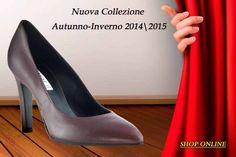 pierrot nuova collezione autunno inverno 2014-2015 Stiletto Heels, Pumps, Shoes, Fashion, Red, Moda, Shoe, Shoes Outlet, Fashion Styles