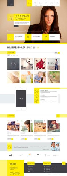 Modern Website Design: