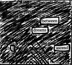 Lift  #blackoutpoetry #blackoutpoem #poetry #newspaperpoetry #newspaperpoem #blackoutcommunity #makeblackoutpoetry #writersofinstagram #poetsofinstagram #erasurepoetry #artfromart #poem
