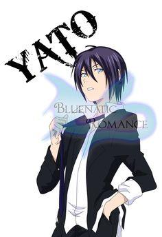 Suit Yato by Echizen-Momoko.deviantart.com on @DeviantArt