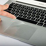 Saco Touchpad Protector for MacBook Pro 15 Case 2016 A1707 ProCase Rubberized Hard Case Shell Cover and Keyboard Cover for Apple  Transparent