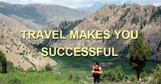 Read the full article here: http://stunningmotivation.com/7-reasons-travel-makes-successful/