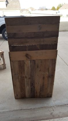 Get Your Grow On: Back Porch Pallet Gardeners Hutch Pallet Planters & Compost Bins