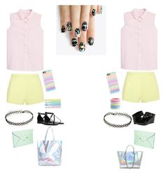 """""""Untitled #40"""" by safiraliem ❤ liked on Polyvore"""