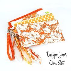 Another Potential Bridesmaid gift... -Design your own Wristlet set, $18.00