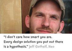 Jeff Gothelf quote
