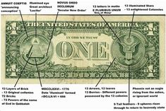 Masonic Dollar, via Flickr.