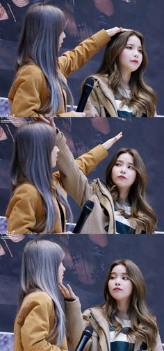 """161126 Solar & Moonbyul @ Mokdong Fansign © I'm da MoonstaR 