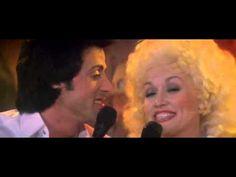 Rhinestone :: Sylvester Stallone & Dolly Parton :: Woke Up in Love http://www.youtube.com/watch?v=tKJpj2uqZ5E