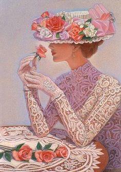 Картины американской художницы Сью Хэлстенберг