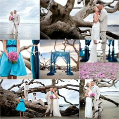 Jekyll Island Beach Wedding and Reception Packages
