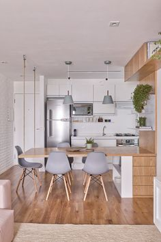 most popular small kitchen design ideas to save space your home page 20 Kitchen Interior, Home Decor Kitchen, House Design, Kitchen Design Small, Interior, Home Decor, House Interior, Home Deco, Interior Design