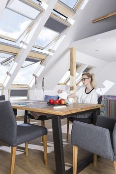 Moderne Küchen Inspiration, Oberlicht