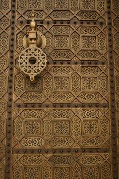Mosque Door handle