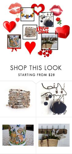 """Valentine's day gifts"" by blingauto on Polyvore"