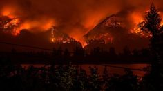 53 best Colombia Gorge fires and others images on Pinterest