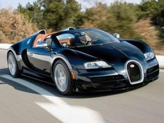 Bugatti Veyron Grand Sport Vitesse  1200 HP  410 km/h  2 Million €