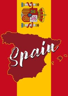 Spain Flag Metal Print Poster by Emily Pigou. Minimalist country and flag Displate. #spain  #Spanish  #flag #country #minimalist #homedecor #wallart #espanol  #lovespain  #metalprint #poster #displate #getinspired #travel #homegift #makeyourhomeawesome Spain Flag, Countries And Flags, Gaming Posters, Nerd Gifts, Yoga Gifts, Poster Making, Mother And Father, Book Lovers, Gifts For Him