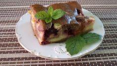 Tvarohovo ovocný koláč Beef, Food, Basket, Meat, Essen, Meals, Yemek, Eten, Steak