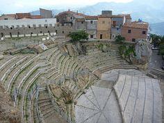 Anfiteatro di Pollina