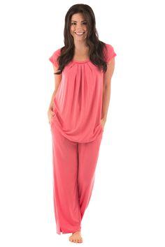Terexe Bamboo Bliss: Women's Bamboo Pajamas