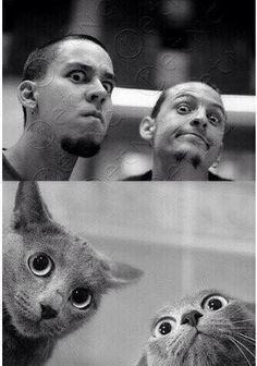 Linkin Park - close enough lol                                                                                                                                                                                 More