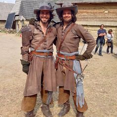 The Musketeers Only : Photo