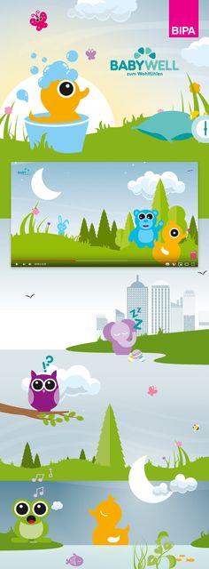 Produktion und Animation einer Social Media Video Kampagne für Bipa mit Videoclips für Facebook, YouTube und Instagram. Video Clips, Videos, Pikachu, Animation, Facebook, Youtube, Fictional Characters, Instagram, Psychics