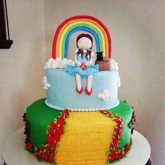 Torta Dorothy Mago de Oz