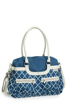 JJ Cole Collections 'Satchel' Diaper Bag available at #Nordstrom