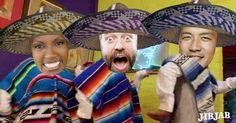 Ready for Cinco de Mayo? Cast your amigos in this buzzin' hit for Cinco de Mayo!