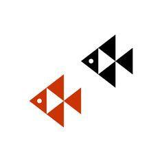 geometric fish - Google Search