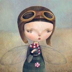fly   by Dilka Bear