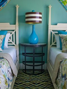 HGTV Smart Home 2013: Kids Bedroom Pictures : Smart Home : Home & Garden Television
