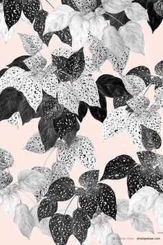 "asideproj:  ""May print  Colourway 1  © Shelley Steer  """